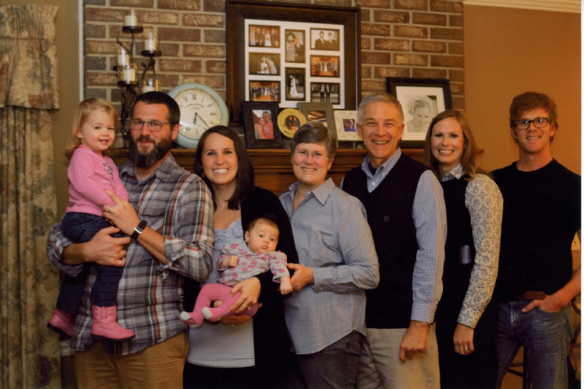 Reid Lehman Family