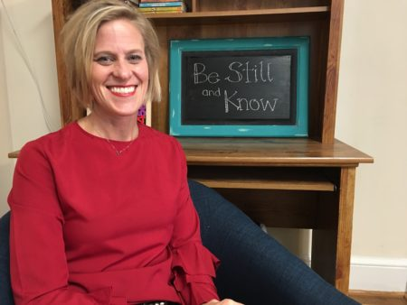 Kelly Leitch, Independent Living Skills Coach at Miracle Hill Boys' Shelter