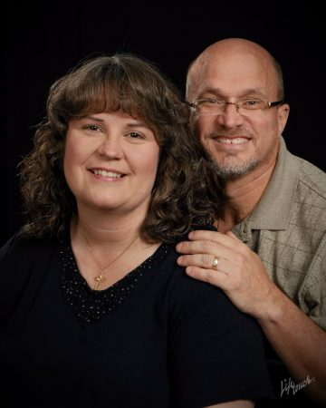 Larry and Jennifer Allen, former Miracle Hill foster parents