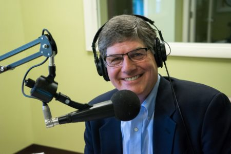 Mike Miller, Certified Financial Planner, radio host, Miracle Hill Board member