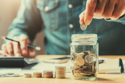 How much money is enough to both save and give