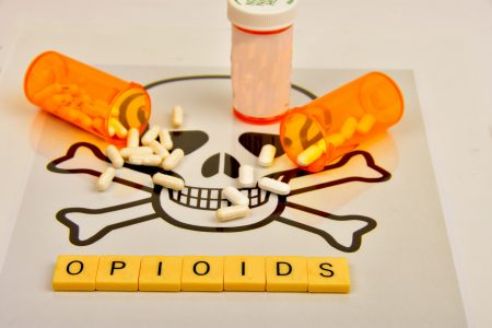 Prescription opioids can be abused and lead to illegal drug use.