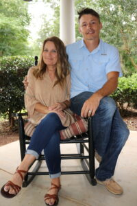 Johnny and Theresa Dye serve as foster parents at the Miracle Hill Foster Care Community.
